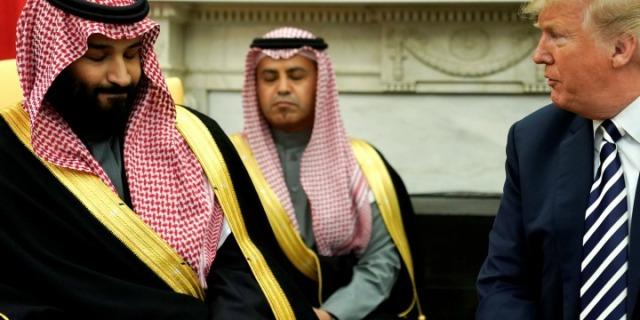 Trump-Saudi